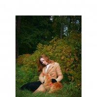 Осень в парке :: Анна Алиева