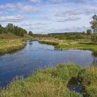 Река Иргина :: val-isaew2010 Валерий Исаев