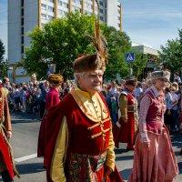 Карнавал в честь 1000-летия Бреста :: Сергей и Ирина Хомич