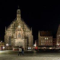 Nürnberg, Marktplatz :: Grigory Spivak