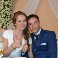 Хорошее дело свадьба,но не спали почти две ночи... :: Андрей Хлопонин