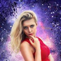 Портрет в стиле Dream art :: Мария Гоголева