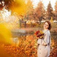 Счастлива осенью :: Татьяна Ахметова