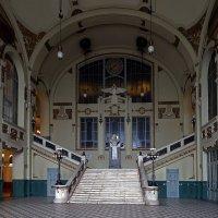 Витебский вокзал. Парадный зал (Санкт-Петербург) :: Ольга И