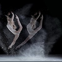 Танец на пуантах :: irina Schwarzer