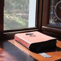 Би́блия (греч. βιβλία) — «книга» :: Валерий