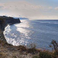 Море в своей тарелке :: Валерий Дворников