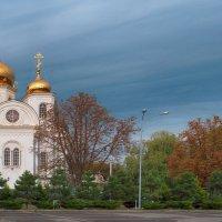 Войсковой собор Александра Невского :: Игорь Хижняк