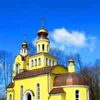 Церковь Св.Петра и Павла :: Сергей Карачин