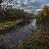 Осенний вечер :: Вячеслав Побединский