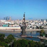 Вид на Москва-реку :: Iren Ko