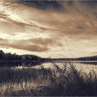 озеро Медное в Елизаветинке :: Станислав Лебединский