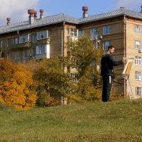Рисуем осень :: Ольга Довженко