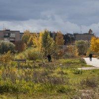 Городской пейзаж. :: ТатьянА А...