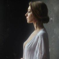 Настя... :: Михаил Смирнов