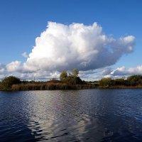 Облако.. :: Антонина Гугаева