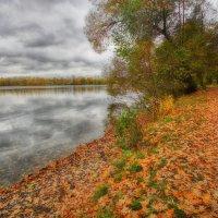 Октябрь Косинские озера :: Наталья Лакомова