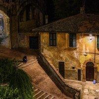 Из серии ночь в  Перуджии :: Konstantin Rohn