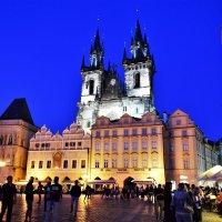 Величественная Прага :: Марина