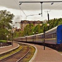 На вокзале :: Татьяна Ларионова