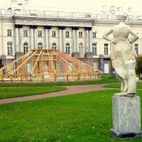 Парк готовится к зиме - 1 :: Сергей