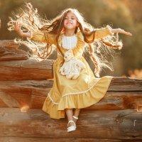 Солнце в волосах :: Светлана Никотина