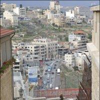 На улицаx Иерусалима :: Сергей Порфирьев