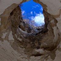 небо из пещеры :: Адик Гольдфарб