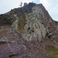 Старые уральские горы :: Зинаида Каширина