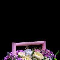 Цветы в рисующем свете :: Виталий Лукьянов