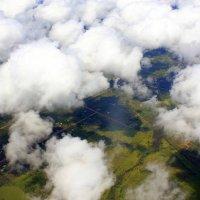 Сквозь облака :: Olga