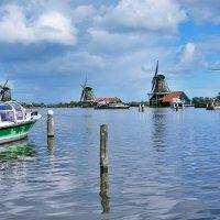 Zaanse Schans - Нидерланды :: Swetlana V