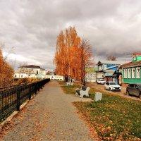 Осень в древнем Городце :: Вячеслав Маслов