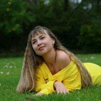 Осенние причуды под дождем :: Ольга Оригана Ваганова
