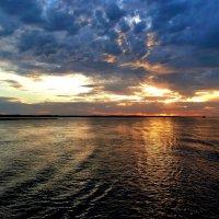 Закат всегда неповторим! :: Лидия Бараблина