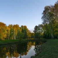 Осенний пейзаж :: Максим Гуревич
