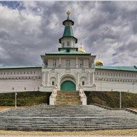 Елизаветинская башня Новоиерусалимского монастыря :: Татьяна repbyf49 Кузина