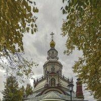 Церковь Иоанна Воина на Якиманке. Москва. :: Oleg4618 Шутченко
