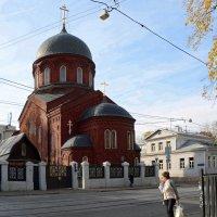 Древлеправославный храм в честь Покрова Пресвятой Богородицы. Год постройки: 1908 — 1910 :: Oleg4618 Шутченко