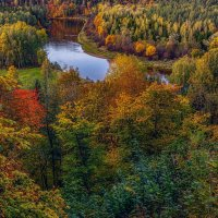 Autumn come to Sigulda 7 :: Arturs Ancans