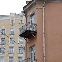 балконы :: Сергей Лындин
