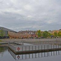Городской фрагмент (парк Новая Голландия) :: Наталия П
