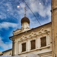 Храм Успения Пресвятой Богородицы :: Константин Поляков