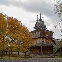 Георгиевская церковь, построенная в 1685 году. :: Oleg4618 Шутченко