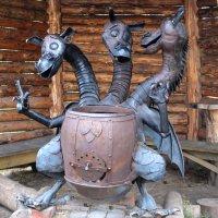 змей горыныч :: ольга хакимова