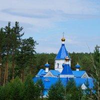Храм Покрова Пресвятой Богородицы :: Зинаида Каширина