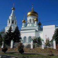 Храм Серафима Саровского :: Нина Бутко