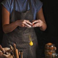 Ой и вкусные получатся булочки... :: Виталий Лукьянов