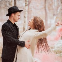 Туман любви :: Татьяна Ахметова