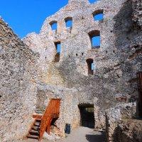 Руины Топольчанского замка :: Гала